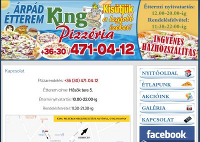 kingpizza