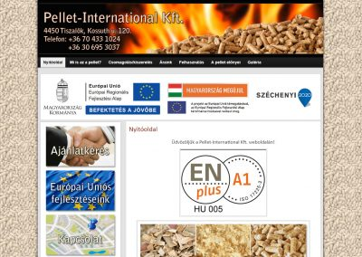 pelletinternational